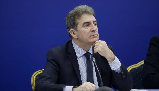 Ο υπουργός Προστασίας του Πολίτη, Μιχάλης Χρυσοχοϊδης