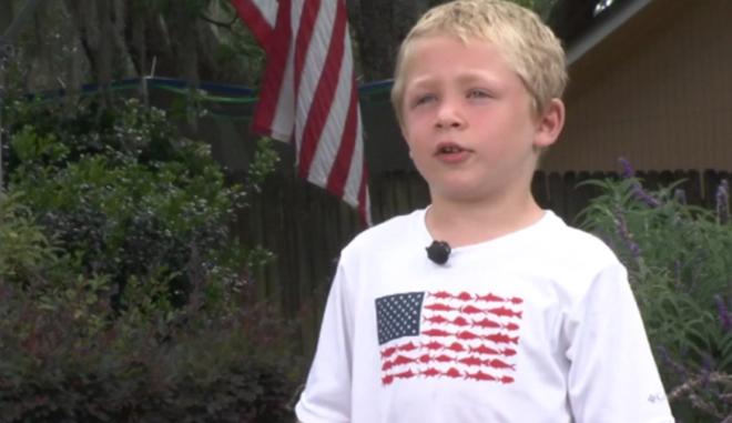 ΗΠΑ: Επτάχρονος κολυμπά μία ώρα για να σώσει τον πατέρα και την αδερφή του