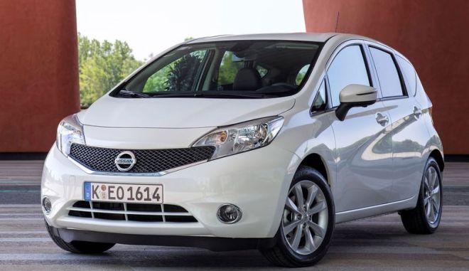 Nissan NOTE: Με κινητήρα 1,2 Super Charged και μηδενικά τέλη κυκλοφορίας