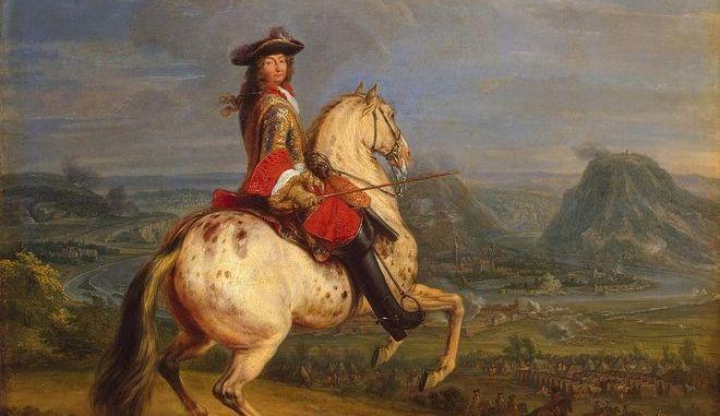Ο Λουδοβίκος 14ος