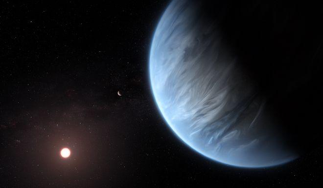Άγγελος Τσιάρας: Θέλω απάντηση στο αν υπάρχει ζωή σε άλλους πλανήτες