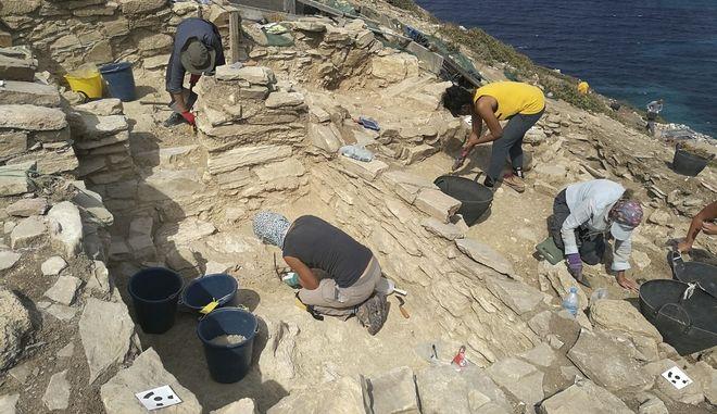 Ανασκαφή, φωτογραφία Αρχείου