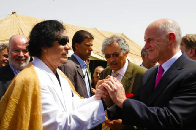 Όταν επί Ανδρέα η Λιβύη ήταν ο καλύτερός μας σύμμαχος