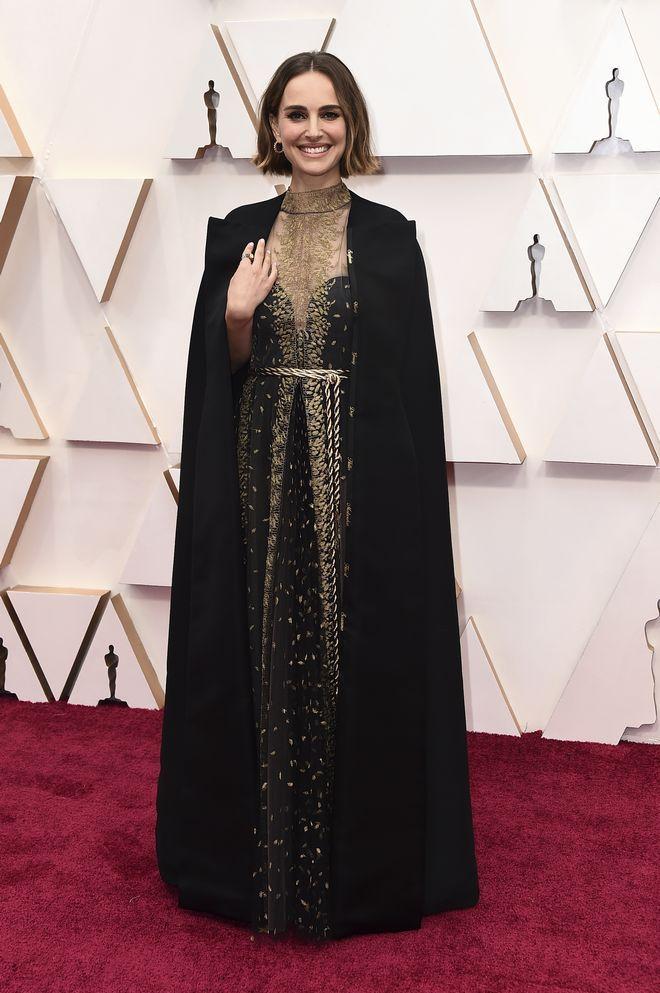 Η Natalie Portman στα Όσκαρ 2020