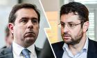 Debate News 24/7: Ζαχαριάδης vs Μηταράκης