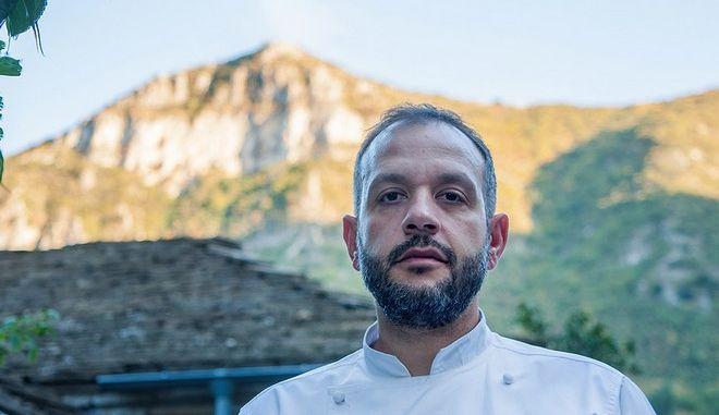 Ο Γιάννης Λιόκας νέος Executive Chef για το εστιατόριο Salvia του Aristi Mountain Resort + Villas