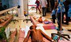 Τραυματισμένος διαδηλωτής στη Νιγηρία