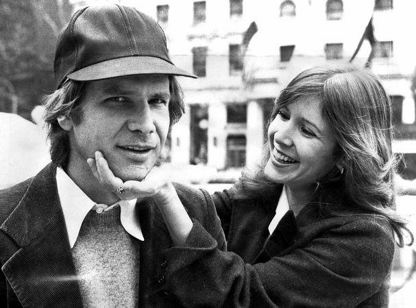 «Η Κάρι ήταν μοναδική...»: O Χάρισον Φορντ αποχαιρετά την Κάρι Φίσερ