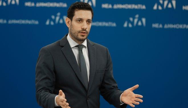 Ο Κωνσταντίνος Κυρανάκης