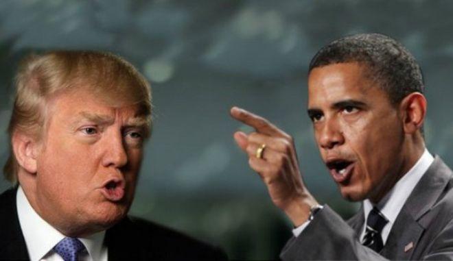 O Ομπάμα και οι βιαστικοί