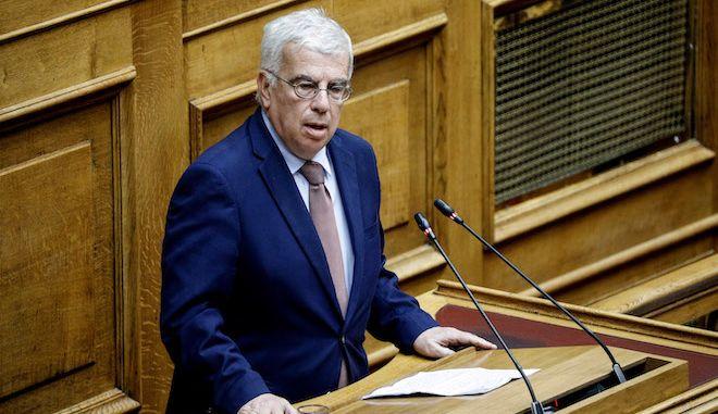 Βουλευτής Α' Θεσσαλονίκης της Νέας Δημοκρατίας, Στράτος Σιμόπουλος