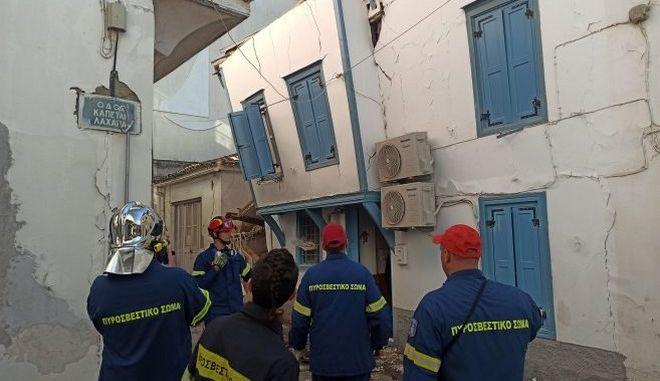 Τσελέντης: ''Ήταν ο κύριος σεισμός - Ακολουθούν ισχυροί μετασεισμοί''