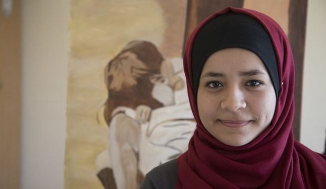 Η 15χρονη Wafaa