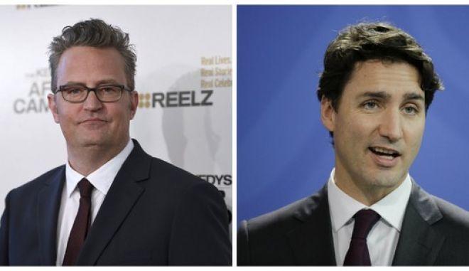 Ο Τσάντλερ από τα 'Φιλαράκια' αποκάλυψε πως έχει δείρει τον Καναδό πρωθυπουργό