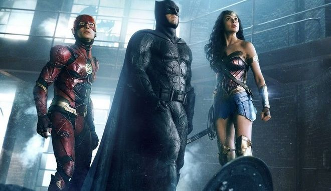 Justice League: Όλοι οι ήρωες της DC σε μία χορταστική ταινία - Έρχεται