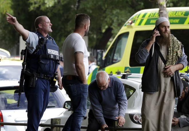 Επίθεση στη Ν.Ζηλανδία