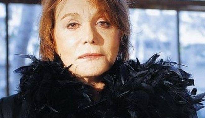 Η μεγάλη πρωταγωνίστρια Μπέτυ Αρβανίτη