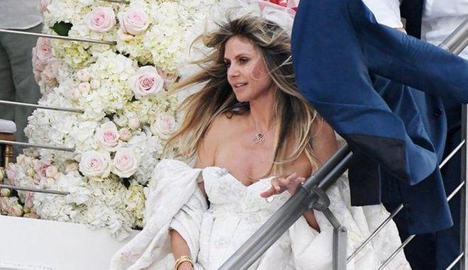 Γάμος της Heidi Klum