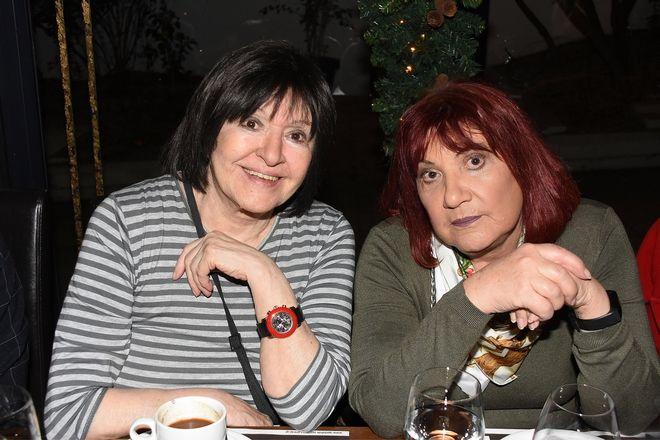 Μάρθα Καραγιάννη και Ντόρα Ντούμα