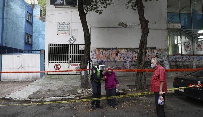 Σεισμός στο Μεξικό: Τους 10 έφτασαν οι νεκροί