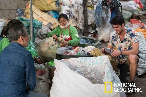Η P&G, το National Geographic και ο παγκόσμιος οργανισμός Global Citizen, ενώνουν τις δυνάμεις τους.