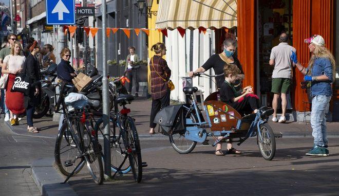 Κορονοϊός στην Ολλανδία