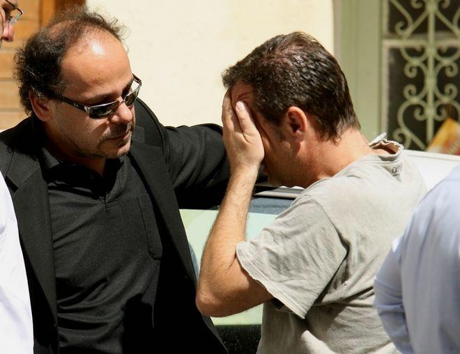Νεκρός βρέθηκε το πρωί της Τετάρτης 4 Ιουνίου μέσα στο σπίτι του στην οδό Μετεώρων στο Παγκράτι,ο ηθοποιός Νίκος Σεργιανόπουλος - Συντετριμμένοι οι στενοί του φίλοι. Στη φωτό ο σεναριογράφος Αλέξανδρος Ρήγας