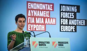 Σκα Κέλερ στο NEWS 24/7: Τα προοδευτικά κόμματα της Ευρώπης πρέπει να συνεργαστούμε πιο στενά