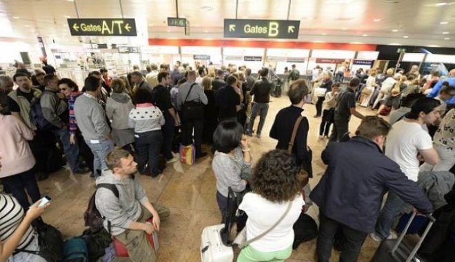 Βέλγιο: Χάος στα αεροδρόμια από την κινητοποίηση των ελεγκτών εναέριας κυκλοφορίας