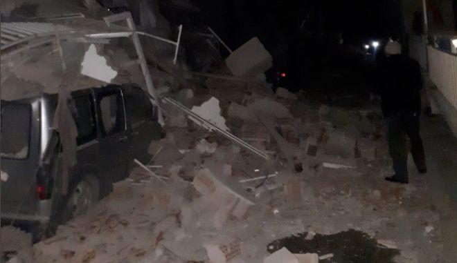 Σεισμός 6,8 Ρίχτερ στην Τουρκία - Πρώτες εικόνες