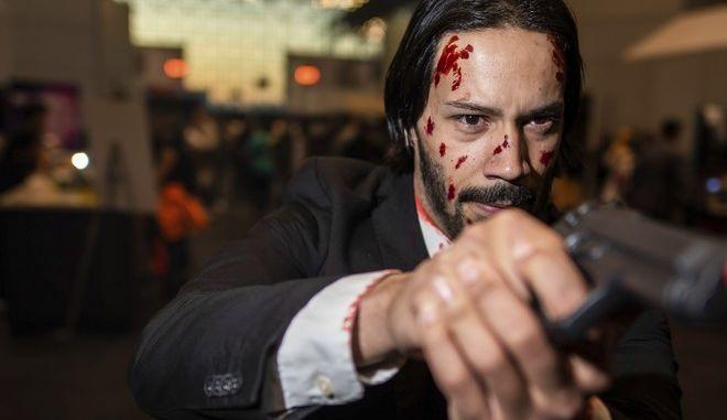 Ο Keanu Reeves στην ταινία John Wick