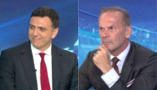 Εκλογές 2019: Κικίλιας και Κωστόπουλος μαζί σε πάνελ