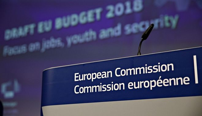 Press conference by Commissioner Günther Oettinger on the Commission's proposal for the EU budget 2018 in Brussels, Belgium on May 30, 2017