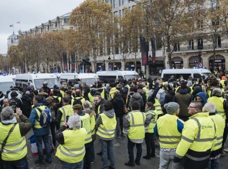 Το να κατεβαίνουν οι Γάλλοι στους δρόμους είναι σύνηθες φαινόμενο. Οι νυν  κινητοποιήσεις των