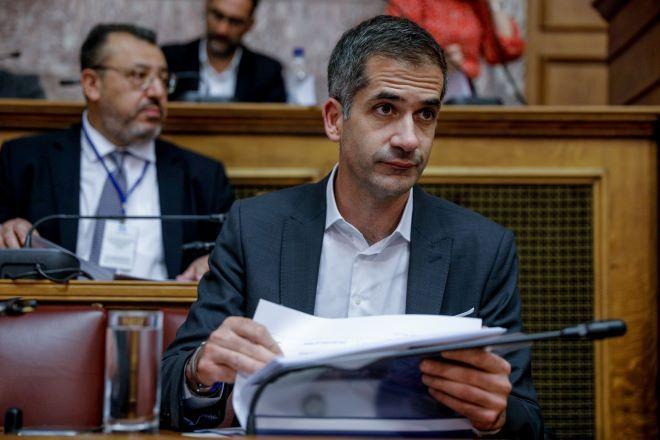 Ο Δήμαρχος Αθηναίων στην Βουλή