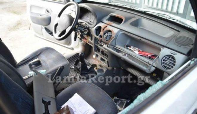 Λαμία: Ζητούσε 100€ για να αποκαλύψει την κρυψώνα του κλεμμένου αυτοκινήτου