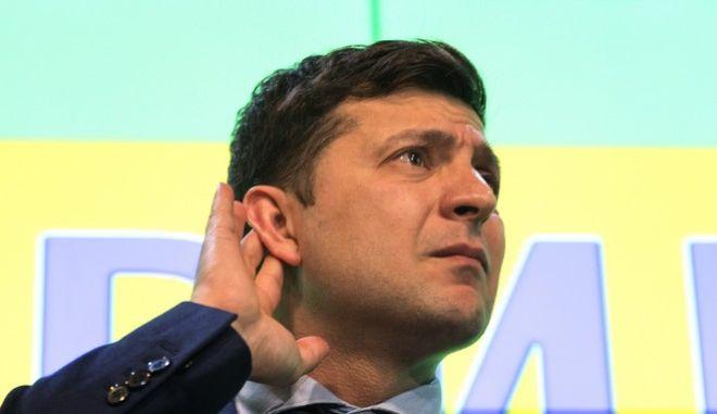 Β. Ζελένέσκι