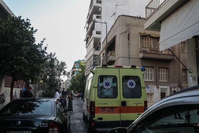 Τραγωδία στα Κάτω Πατήσια: Φωτιά σε διαμέρισμα - Δύο νεκροί