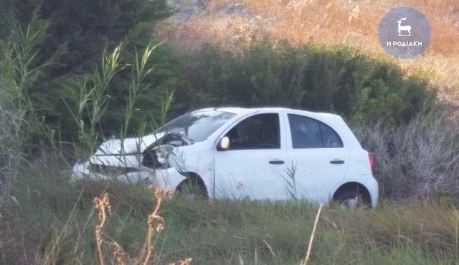 Νεκρό κοριτσάκι 2,5 ετών σε τροχαίο στη Ρόδο