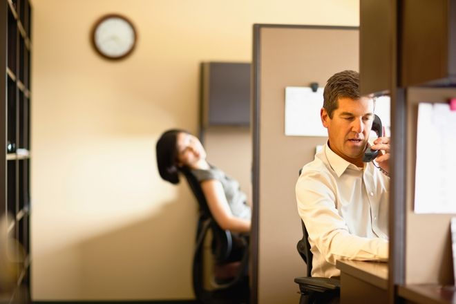 Ο κορονοϊός μπορεί να αλλάξει τη διάταξη των γραφείων στις εταιρίες.