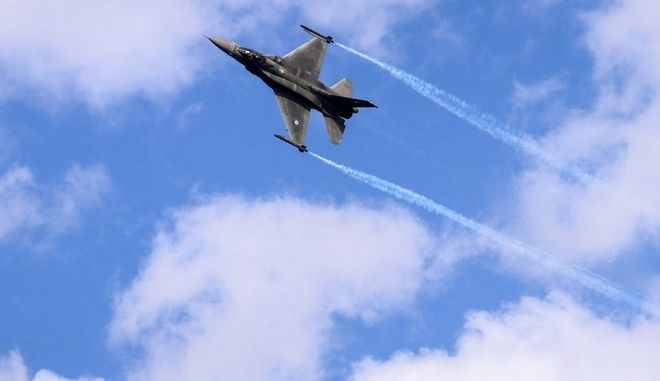 Μαχητικά αεροσκάφη F-16 (φωτογραφία αρχείου)