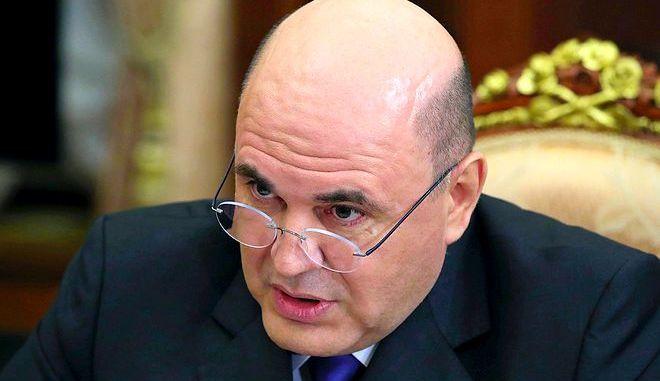 O νέος Ρώσος Πρωθυπουργός