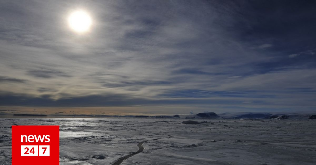 Αλλαγή του κλίματος που χρονολογείται από τον άνθρακα