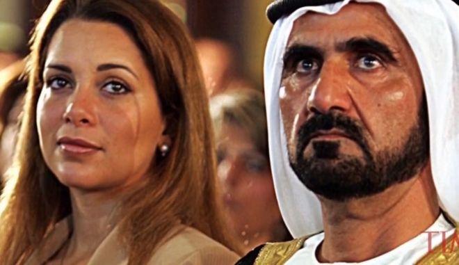 """Ο σεΐχης του Ντουμπάι έπιασε """"στα πράσα"""" τη γυναίκα του με τον σωματοφύλακά του"""