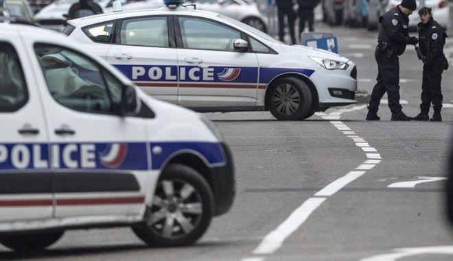 Αστυνομικές δυνάμεις της Γαλλίας