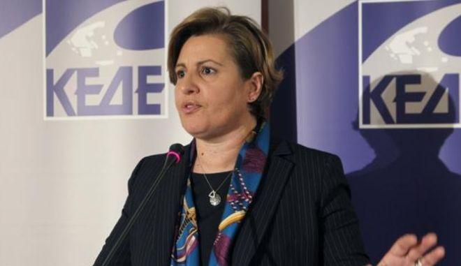 Παρέμβαση Χριστοδουλάκη ζητά η Περιφερειάρχης Βορείου Αιγαίου για το μεταναστευτικό