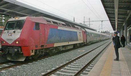 Τρένα - Φωτό αρχείου