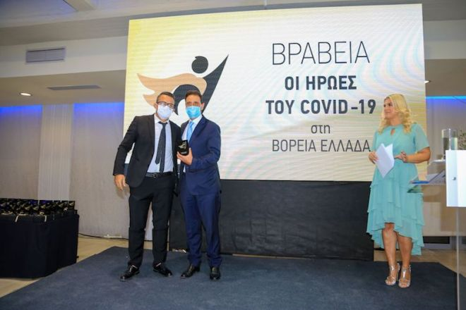 Το ΙΕΚ Δέλτα 360 πολύτιμος αρωγός στα Βραβεία