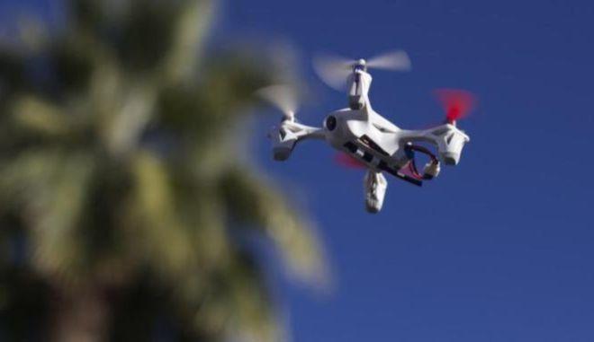 Αυστηροί περιορισμοί στη χρήση drones στον ελληνικό εναέριο χώρο