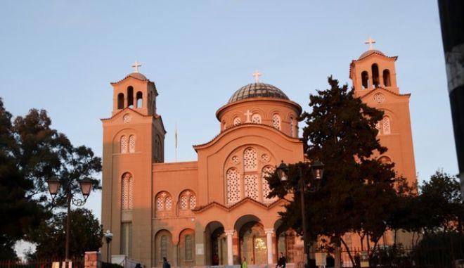 Εκκλησία στη Νέα Σμύρνη